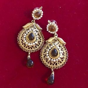 Brand New Traditional Indian Earrings Bollywood